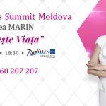 Foto: Women's Summit Moldova îţi oferă şansa să comunici cu Andreea Marin. Vedeta Tv te va învăţa să duci o viaţă echilibrată