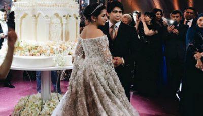Nunta oligarhului Șochirov: rochie de 40 milioane, prezentator Urgant și alte detalii!