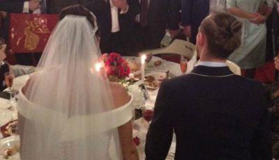Poze și detalii de la nunta Elenei Vaenga!