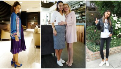5 ținute pentru toamnă inspirate de la bloggerița Daniela Culev