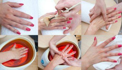Manichiura spa – procedură pentru mâini și răsfăț pentru suflet