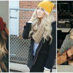 Foto: Ce modele de căciuli se poartă în sezonul rece