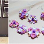 Foto: Nadejda Bejan combină perfect medicina și crearea bijuteriilor hand-made!