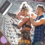 Foto: Britney Spears avea să rămână goală în timpul unui concert