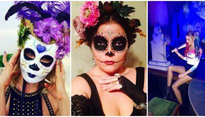 Cum s-au mascat vedetele autohtone de Halloween