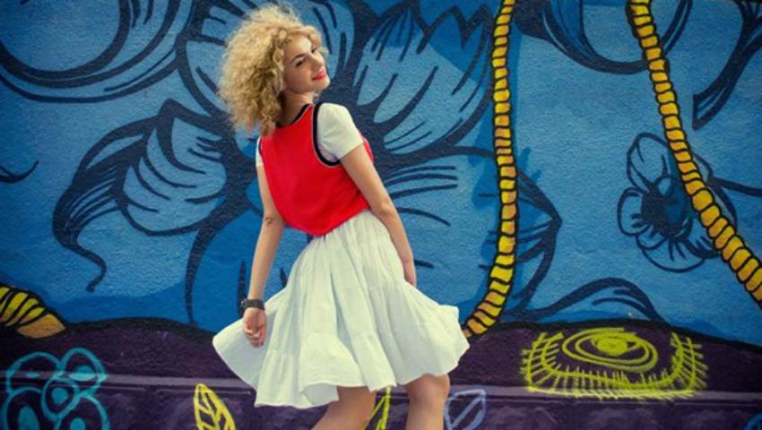 """Foto: Designerul Irina Moisei: """"Creez ținute îndrăznețe, însă niciodată vulgare"""""""