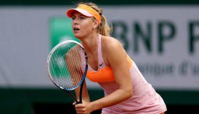 Maria Sharapova revine în tenis! Suspendarea a fost redusă