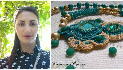 """Creatoarea Victoria Vițu: """"Oricărei femei i se potrivesc bijuteriile, indiferent de vârstă și statut social"""""""