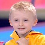 """Foto: Un băieţel de doar 5 ani a făcut senzaţie la Next Star cu piesa """"Eroina"""""""