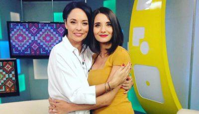 Iulia Albu critică dur ţinuta în care Andreea Marin a venit la Chişinău!