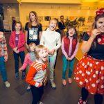 """Foto: """"Zâmbete de copil"""" și magie adevărată la Shopping MallDova"""