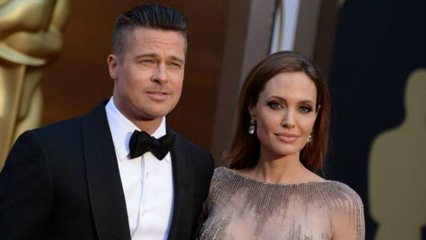 Foto: Angelina Jolie l-a părăsit pe Brad Pitt pentru un miliardar însurat