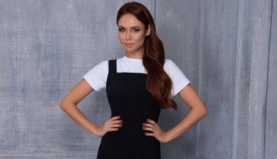 Lyasan Utiasheva a lansat încă o colecţie de haine