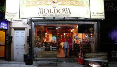 Un moldovean a deschis un restaurant în inima New York-ului