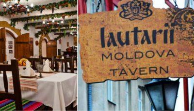 """Restaurantele moldoveneşti au """"împânzit"""" întreaga lume. Iată în ce oraşe poţi gusta din bucatele tradiţionale!"""