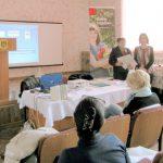 """Foto: """"Îngrijiri la domiciliu"""" Caritas Moldova – experiența unui sistem integrat de servicii medicale și sociale la domiciliu"""