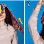 Foto: Cum poţi purta eşarfa în această toamnă