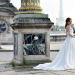 Foto: O mireasă din China a găsit o modalitate inedită, prin care a strâns bani pentru călătoria de nuntă
