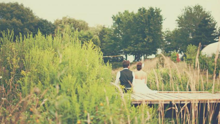 Foto: Provocările din spatele unei nunți de toamnă