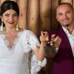 """Foto: Olesea Sveclă şi Anatol Durbală: """"Suntem perechea care dă peste cap toate ideile despre nuntă!"""""""