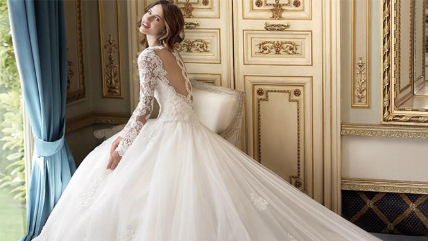 Foto: Vrei să îmbraci o rochie de mireasă cu mâneci lungi? Vezi cum o accesorizăm corect