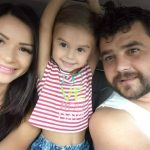 Foto: Fiica lui Anatol Melnic calcă pe urme tatălui său! Iată cât de frumos recită