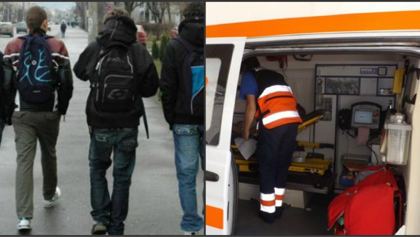Foto: Un elev de clasa a șaptea a decedat subit în timpul orelor la un liceu din Capitală!