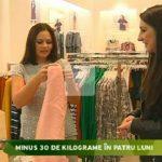 Foto: După ce a slăbit 30 de kilograme, adoră să facă shopping!