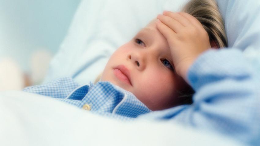 Foto: Mai mulţi copii afectaţi de meningită virală în România!