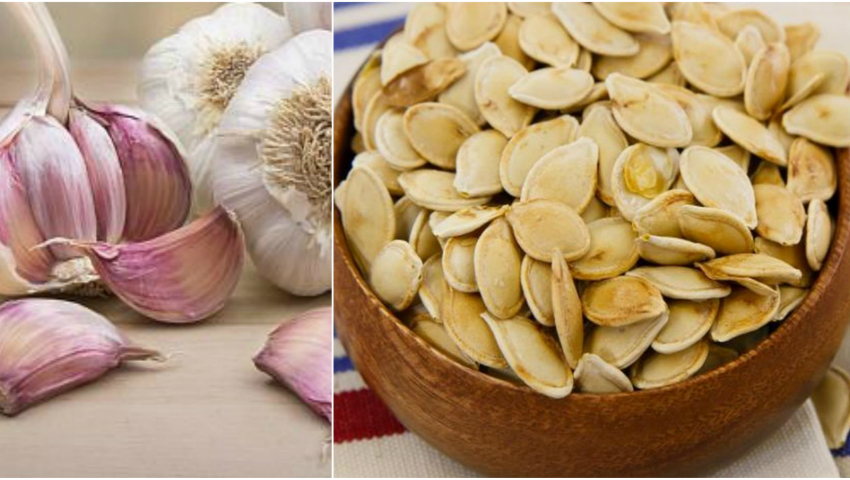 Foto: Remedii naturale împotriva viermilor intestinali