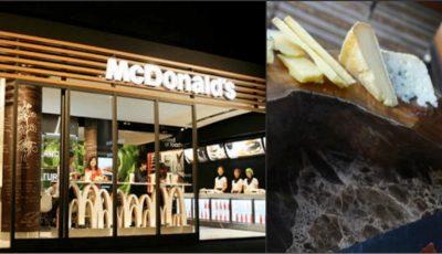 Caz fără precedent! Elveţia a închis toate restaurantele McDonalds, din cauza concentrației înalte de dioxină din cașcaval