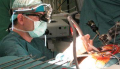 Operaţie la inimă fără bisturiu ! 11 copii cu vicii cardiace au fost operaţi printr-un procedeu minim invaziv de către un cardiolog suedez sosit la Chişinău