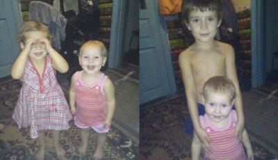 Trei copii, fraţi între ei, trăiesc într-o sărăcie lucie alături de mama lor! Haideţi să-i ajutăm şi să le oferim micuţilor bucurie în suflet!