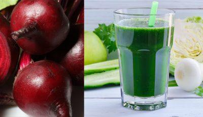 Alimente care îţi detoxifiază în mod natural organismul