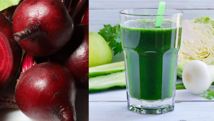 Foto: Alimente care îţi detoxifiază în mod natural organismul