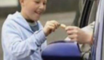 Mai mulți copii, la spital după ce au acceptat dulciuri de la un străin, pe stradă