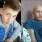 Foto: Daniel a fost diagnosticat cu cancer al osului tibial şi are nevoie de ajutor ca să poată urma tratamentul!