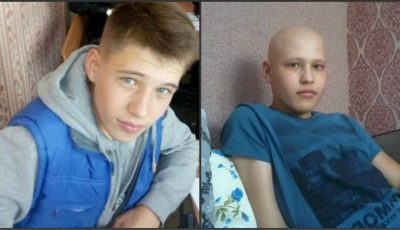 Daniel a fost diagnosticat cu cancer al osului tibial şi are nevoie de ajutor ca să poată urma tratamentul!
