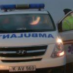 Foto: Accident cumplit în sudul ţării! Un copil de trei ani a murit pe loc, altul-internat în spital în stare gravă
