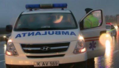 Accident cumplit în sudul ţării! Un copil de trei ani a murit pe loc, altul-internat în spital în stare gravă