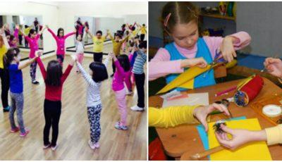 Lista secţiilor din Chişinău la care poţi înscrie copilul gratuit