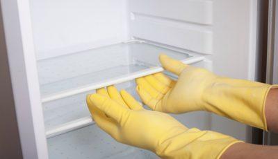 Află care este cel mai periculos loc din frigiderul tău. Poate conţine peste 8000 de bacterii!