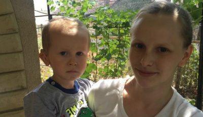 Donează pentru Nikita, ca să poată auzi vocea mamei! Băieţelul suferă de surditate şi are nevoie de un implant cohlear