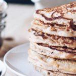 Foto: Pancakes cu fulgi de ovăz