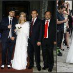 Foto: 11 fotografii cu artiștii români în ziua nunții