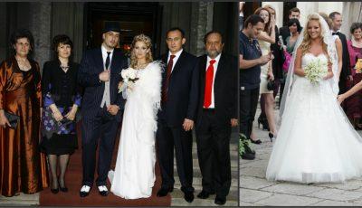 11 fotografii cu artiștii români în ziua nunții