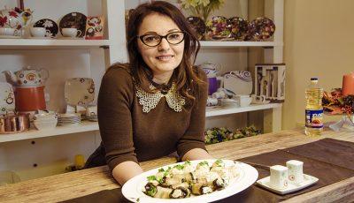 Bagheta magică din bucătăria Vioricăi Nagacevschi