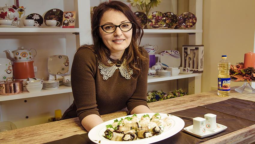 Foto: Bagheta magică din bucătăria Vioricăi Nagacevschi