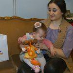 """Foto: Corina Țepeș: """"Ioana iubește oaspeții, este un copil cuminte și foarte prietenos"""""""