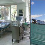 Foto: Un spital din Moldova beneficiază de încălzire şi apă caldă de la energia solară, datorită unui grant european!